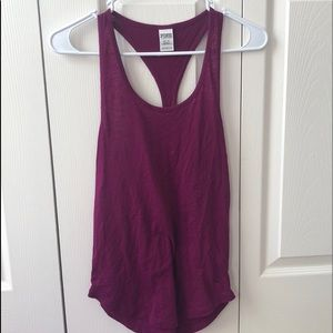 Purple Tank Top from Pink